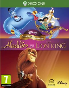 Jaquette de Aladdin and The Lion King Xbox One