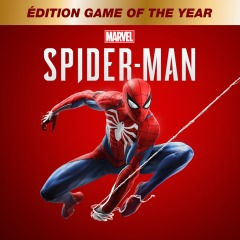 Jaquette de Marvel's Spider-Man : Édition Game of the Year PS4