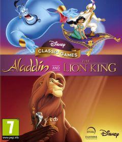 Jaquette de Aladdin and The Lion King PC