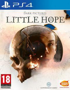 Jaquette de The Dark Pictures Anthology : Little Hope PS4