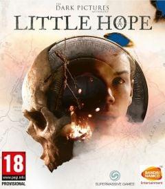 Jaquette de The Dark Pictures Anthology - Little Hope PC