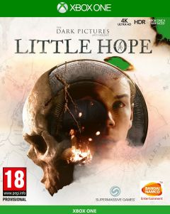 Jaquette de The Dark Pictures Anthology - Little Hope Xbox One