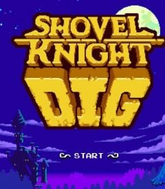 Jaquette de Shovel Knight Dig PC