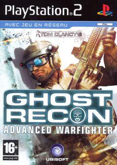 Jaquette de Ghost Recon Advanced Warfighter PlayStation 2