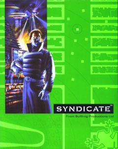 Jaquette de Syndicate (Original) PC