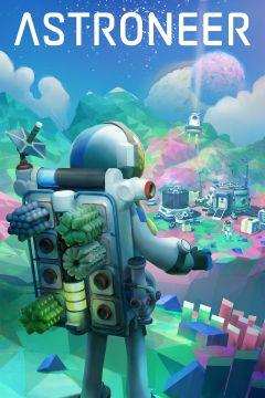 Jaquette de Astroneer PS4