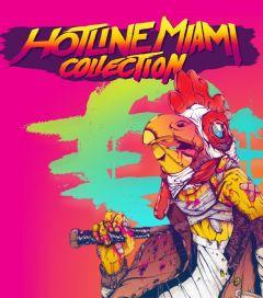 Jaquette de Hotline Miami Collection PS4