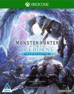 Jaquette de Monster Hunter World : Iceborne Xbox One