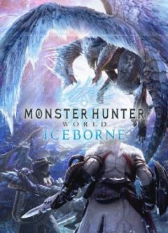 Jaquette de Monster Hunter World : Iceborne PC