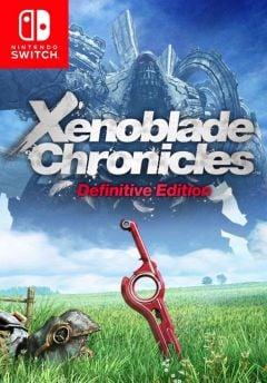 Jaquette de Xenoblade Chronicles : Definitive Edition Nintendo Switch