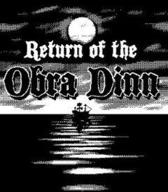 Jaquette de Return of the Obra Dinn PS4