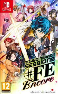 Jaquette de Tokyo Mirage Sessions #FE Encore Nintendo Switch