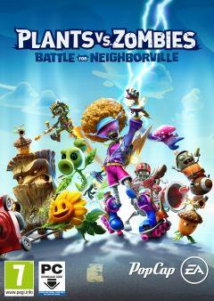 Jaquette de Plants vs. Zombies : Battle for Neighborville PC