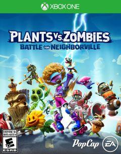 Jaquette de Plants vs. Zombies : Battle for Neighborville Xbox One