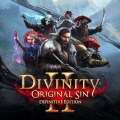 Jaquette de Divinity : Original Sin 2 - Definitive Edition Nintendo Switch