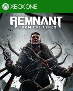 Jaquette de Remnant : From the  Ashes Xbox One