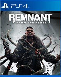 Jaquette de Remnant : From the  Ashes PS4