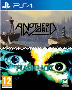 Jaquette de Another World / Flashback PS4
