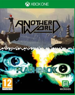 Jaquette de Another World / Flashback Xbox One