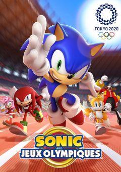 Jaquette de Sonic aux Jeux Olympiques de Tokyo 2020 iPad
