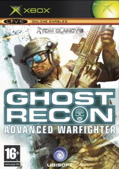 Jaquette de Ghost Recon Advanced Warfighter Xbox