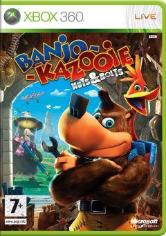 Jaquette de Banjo-Kazooie : Nuts & Bolts Xbox 360