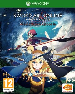 Jaquette de Sword Art Online : Alicization Lycoris Xbox One