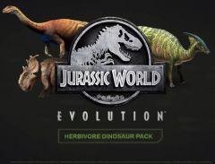 Jaquette de Jurassic World Evolution : Herbivore Dinosaur Pack PS4