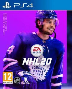Jaquette de NHL 20 PS4