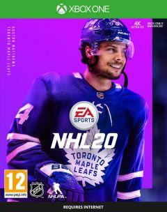 Jaquette de NHL 20 Xbox One