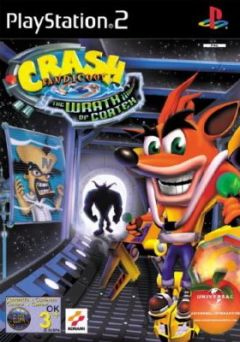Jaquette de Crash Bandicoot : La Vengeance de Cortex PlayStation 2