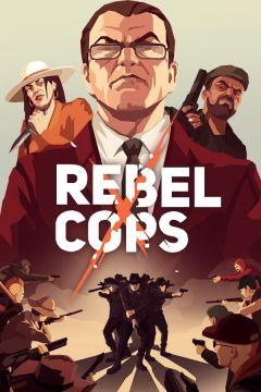 Jaquette de Rebel Cops PS4