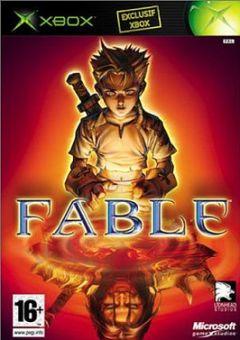 Jaquette de Fable Xbox