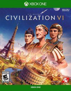 Jaquette de Sid Meier's Civilization VI Xbox One