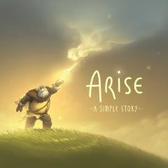 Jaquette de Arise : A Simple Story PS4