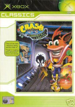 Jaquette de Crash Bandicoot : la Vengeance de Cortex Xbox