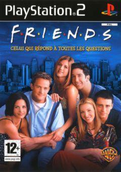 Jaquette de Friends : Celui qui Répond à toutes les Questions PlayStation 2