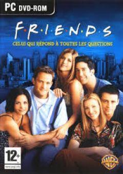 Jaquette de Friends : Celui qui Répond à toutes les Questions PC