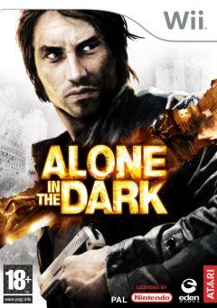 Jaquette de Alone in the Dark Wii