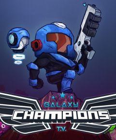 Jaquette de Galaxy Champions TV Mac