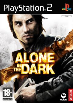 Jaquette de Alone in the Dark PlayStation 2