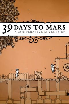 Jaquette de 39 Days to Mars Nintendo Switch