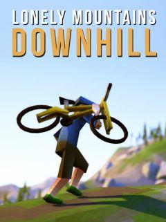 Jaquette de Lonely Mountains : Downhill PS4