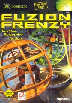 Jaquette de Fuzion Frenzy Xbox