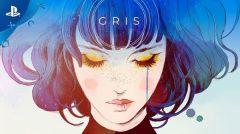 Jaquette de GRIS PS4