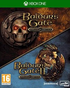 Jaquette de Baldur's Gate I & II Enhanced Edition Xbox One