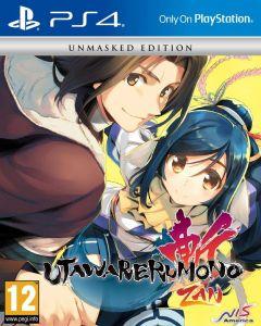 Jaquette de Utawarerumono ZAN PS4