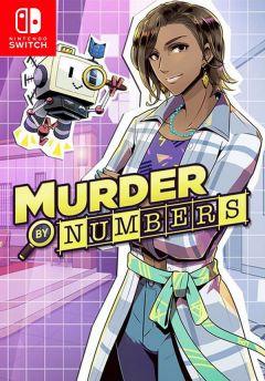 Jaquette de Murder by Numbers Nintendo Switch