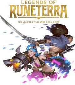 Jaquette de Legends of Runeterra PC