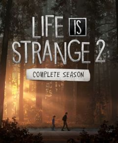 Jaquette de Life is Strange 2 PS4